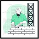 آموزش بنایی (دیوارچینی ساختمان)