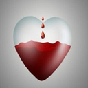 Its blood group work , love