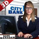 Bank Manager Cash Register: 3D Cashier Simulator
