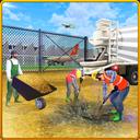 City Builder Airport building : Construction Games