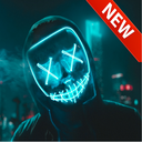 Led Purge Mask Wallpaper HD
