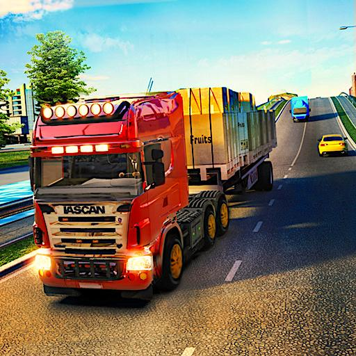 Euro Truck Driving Simulator Transport Truck Games