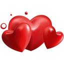 Romantic heart stickers 2020 ❤️ WAStickerApps Love