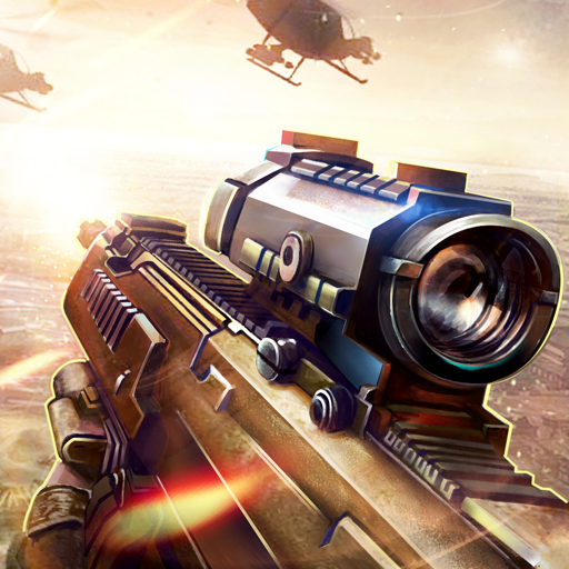 King Of Shooter : Sniper Shot Killer 3D - FPS