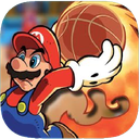 Mario Hoops Basketball