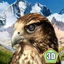 Falcon Bird Survival Simulator