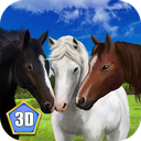 Family Horse Simulator