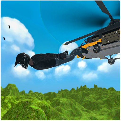 Wingsuit Paragliding- Flying Simulator