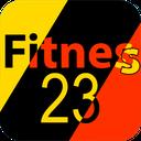 فیتنس 23 ( برنامه بدنسازی شخصی)