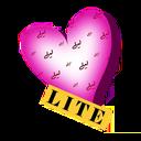 اسم قلبی لیلی لایت
