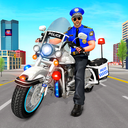 Police Moto Bike Chase – Free Shooting Games
