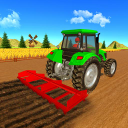 Real Tractor Farmer games 2019 : New Farming Games
