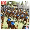 Medieval Wars: Hundred Years War 3D