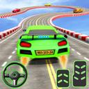 Car Stunt Ramp Race - Impossible Stunt Games