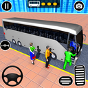 Modern Bus Parking Adventure - Advance Bus Games
