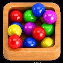توپ های رنگی