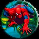 مرد عنکبوتی جنگجو