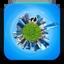 Tiny Planet - Globe Photo Maker