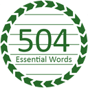 504 Essential Words + Reminder