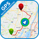 US Route Finder Navigation & US Location Sharing