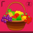 کودکانه 2 (آموزش و بازی میوه ها)