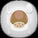 غذا با قارچ