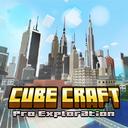 Cube Craft Pro Exploration Game Adventure