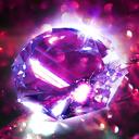 Diamond Wallpaper for Girls & Keyboard Background
