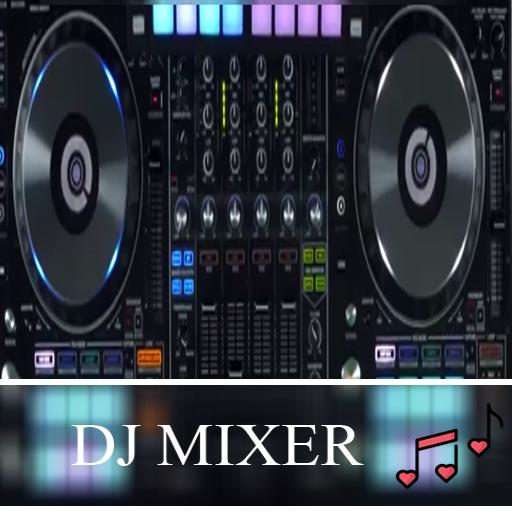 Music DJ Mixer : Virtual DJ Studio Songs Mixes