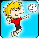 والیبال خنده دار