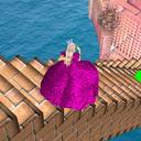 Cinderella 3D. Road to Castle.