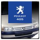 PEUGEOT 405 User Manual