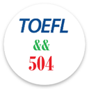 words in toefl and 504