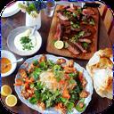 خوراکی های هندی،عربی،لبنانی