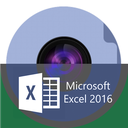 Video training Excel 2016
