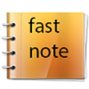 fast note