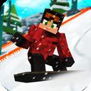 Snowboard Craft: Freeski, Sled Simulator Games 3D