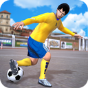 Street Soccer League 3D: Play Live Football Games