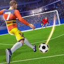 Football Kicks Strike Score: Soccer Games Hero