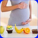 تاثیر خوراک مادر برای جنین