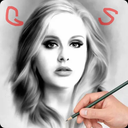 Take a photo of draw(professional)