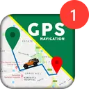 Live Earth Map : Voice GPS Navigation & Directions