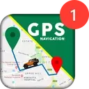 GPS navigation - Directions, Live Map, Routefinder