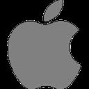 gray apple theme