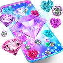 Diamond live wallpaper