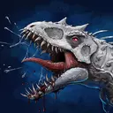 How to draw dinosaurs. Step by step lessons