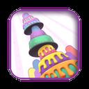 برج کیک