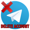 دستیار تلگرام+حذف اکانت