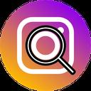 Instagram magnifier