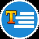 تلگرام نویس (فونت های خاص)